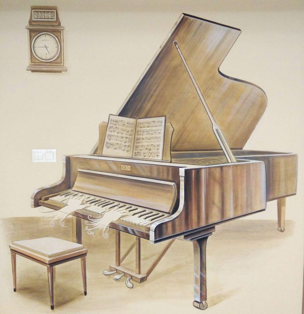музика джаз пиано