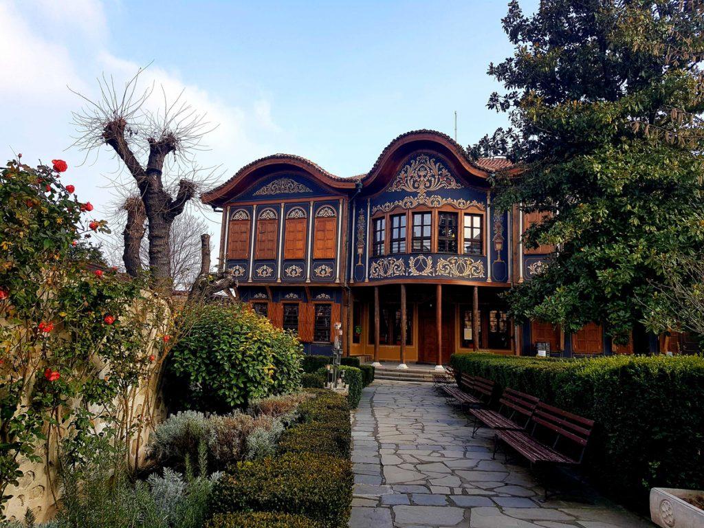 Етнографски музей Пловдив Стария град