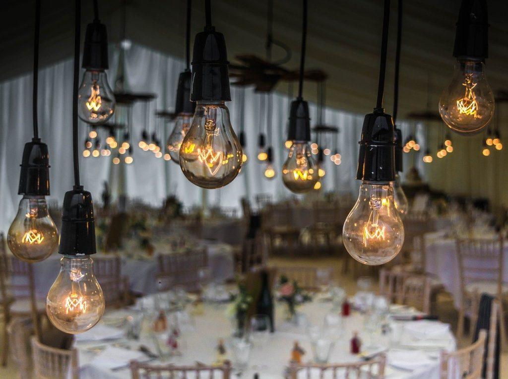 празнична зала за сватба